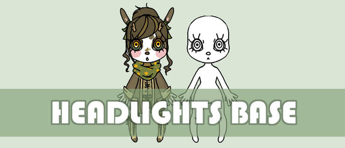 Headlights Base
