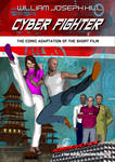 CYBER FIGHTER Comic Adaptation - Front Cover