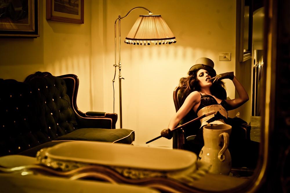 Mistery Hotel by michaelangelo82