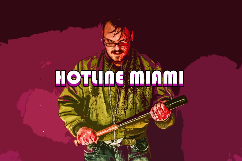 HOTLINE MIAMI GROOVE by michaelangelo82