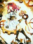 CH: Melancholic Steampunk