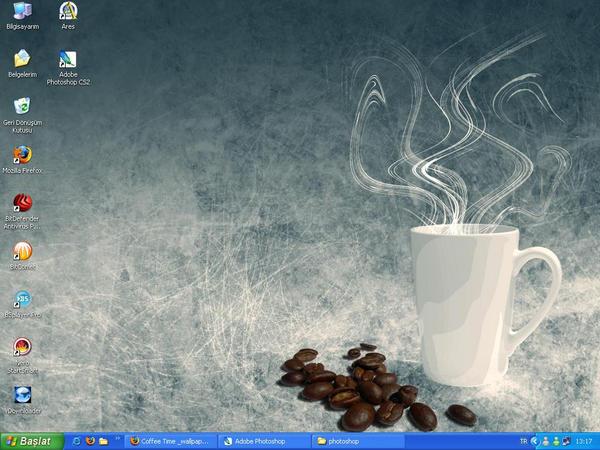 Coffee Time by mermes