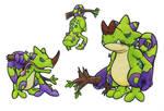 Crazy Chameleons 2