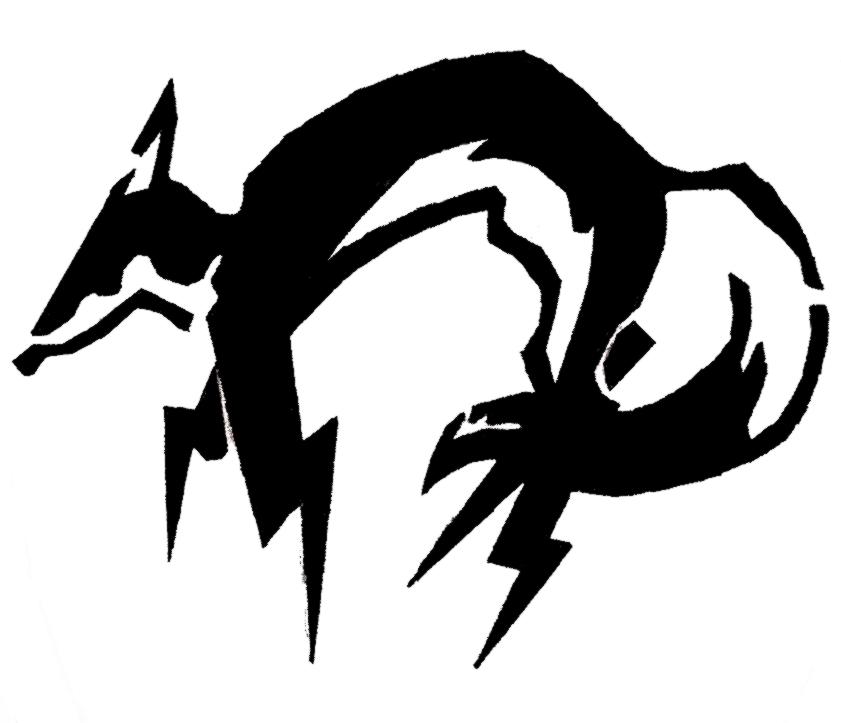 Fox Hound By Shadowtuy