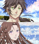 [SSTLC OC] Snow Flowers