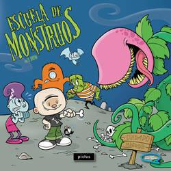 Escuela de Monstruos - Vol. 1 by elbruno