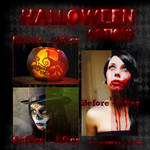Actions [Halloween] by xCoralineGFX