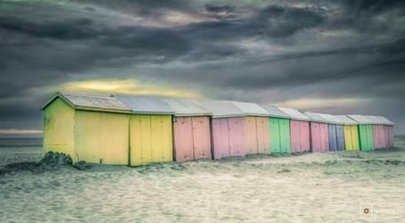 Strandkabin by MVL01