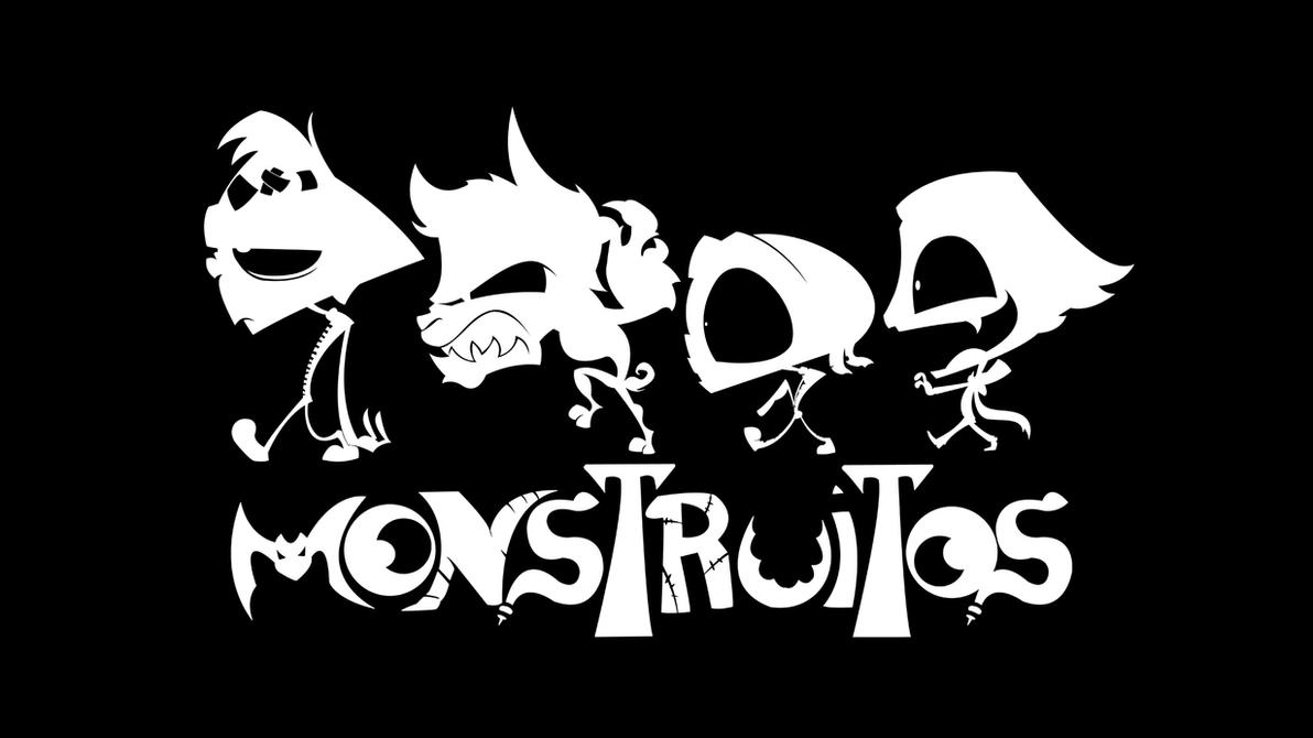 Monstruitos Serie by Andersiano