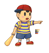 Ness by DarkityDark