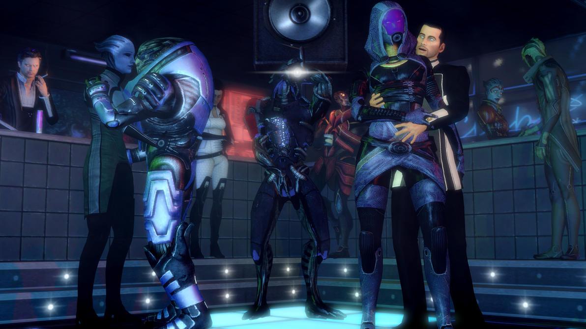Mass Dance Effect by TimpossibleXXI