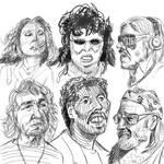 15 min Sketches 1