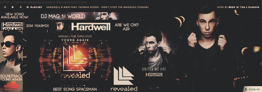 Hardwell I Am Hardwell Music Dj Poster Wallpapers Hd: Black HD By Ramon-Xavier On DeviantArt