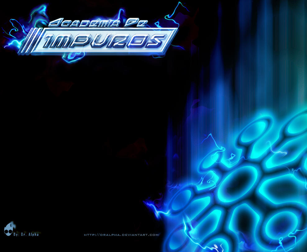 Impuros Wallpaper by DrAlpha