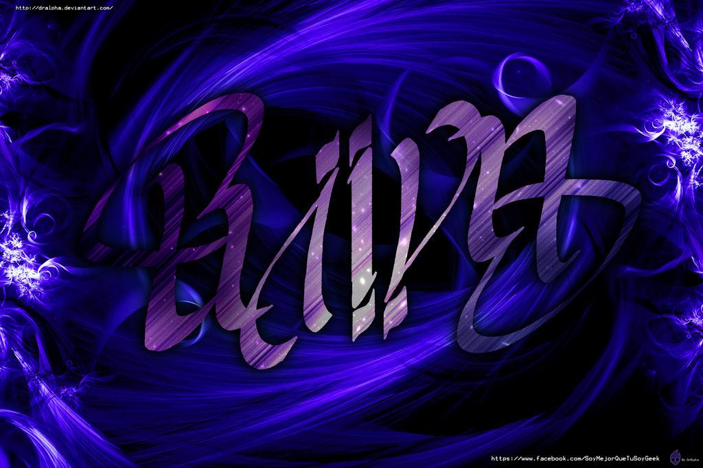 RIIVA AMBIGRAM by DrAlpha