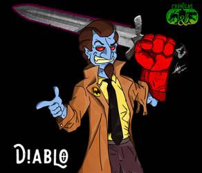 Diablo Cronicas DnD 2021