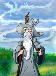 Gandalf the Maia