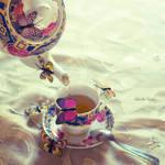 strange tea time