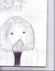 Hagrid by OryanSparrow
