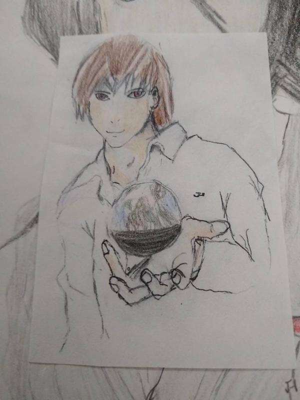 Light Yagami Death Note By Hatredsenpaiart On Deviantart