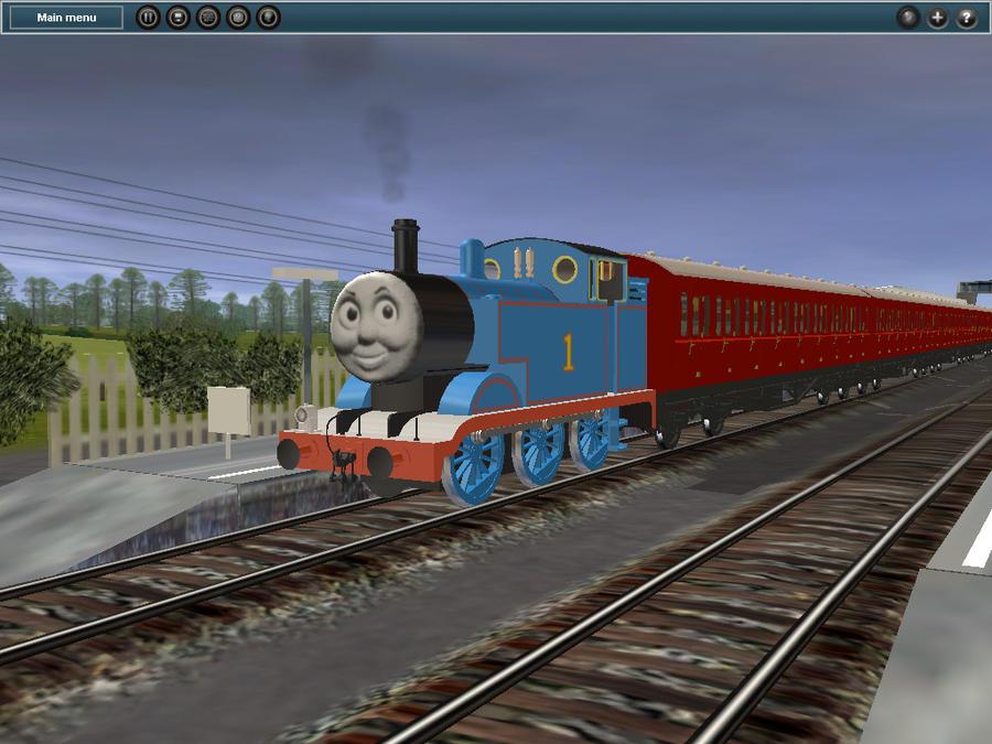 Trainz Thomas The Tank Engine Download - staffreno