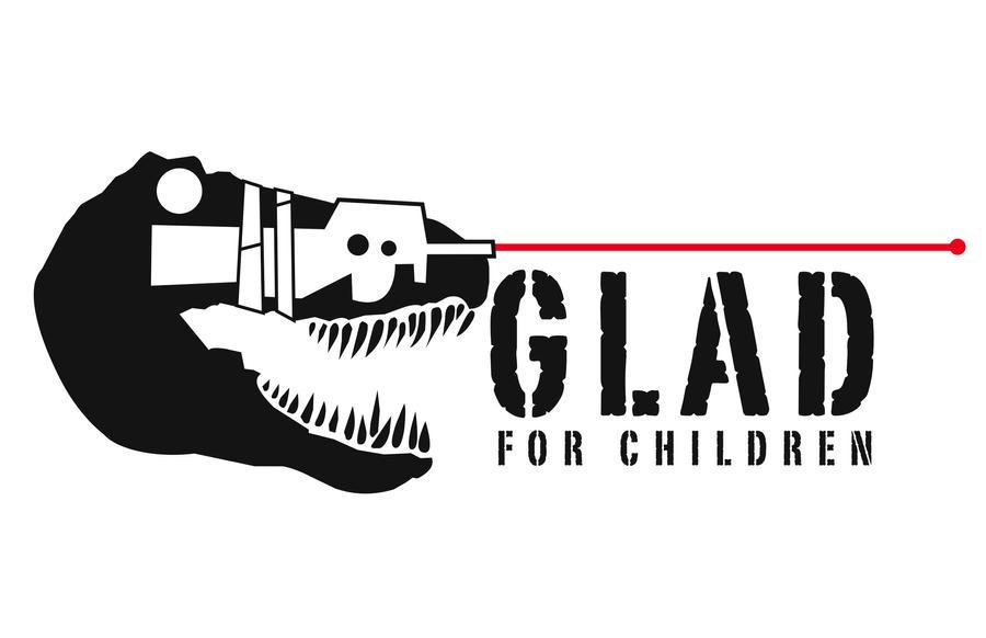 GLAD Concept Logo Design 2 by dippydude