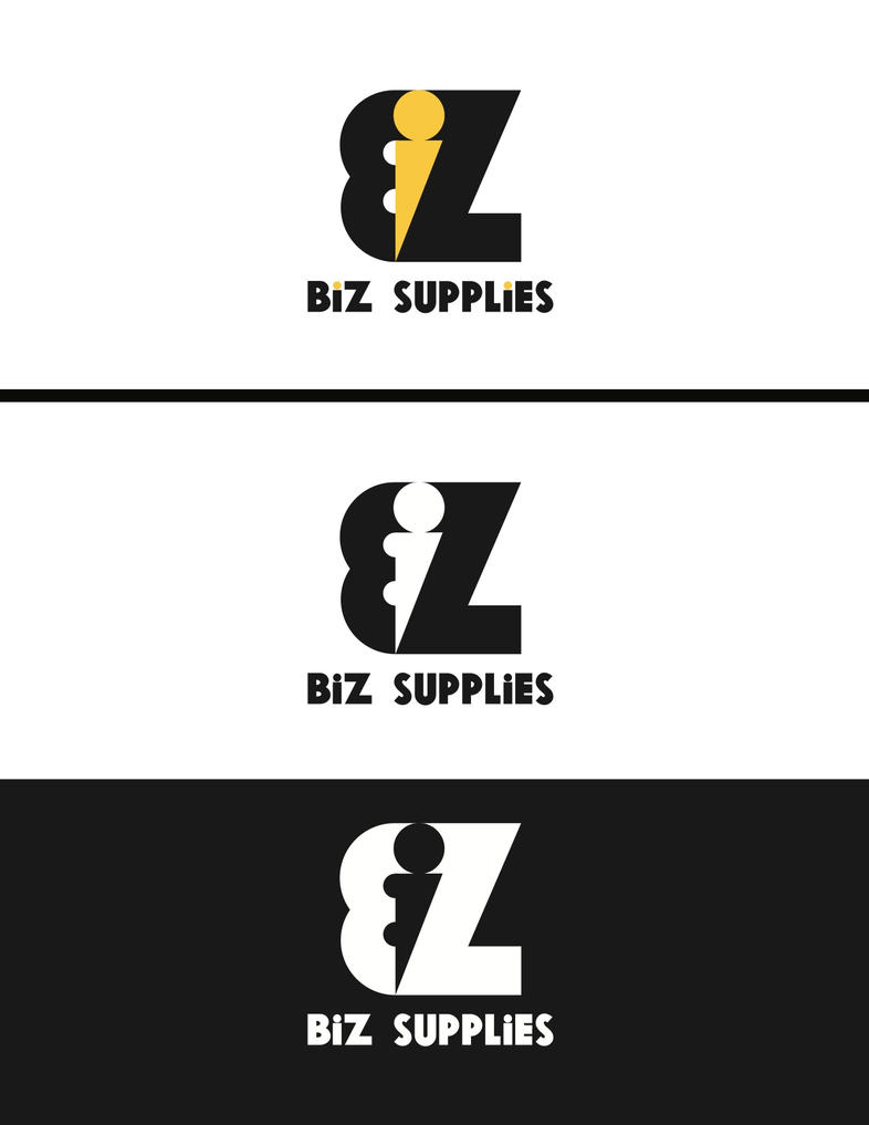 Biz Logo Design by dippydude