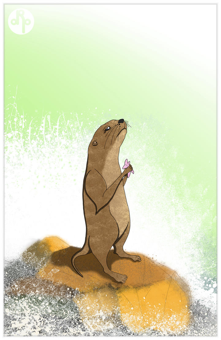 This Otter Be Good by dippydude