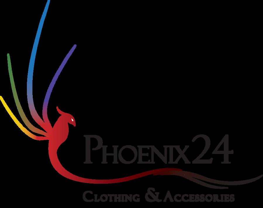 Phoenix24 Logo by dippydude