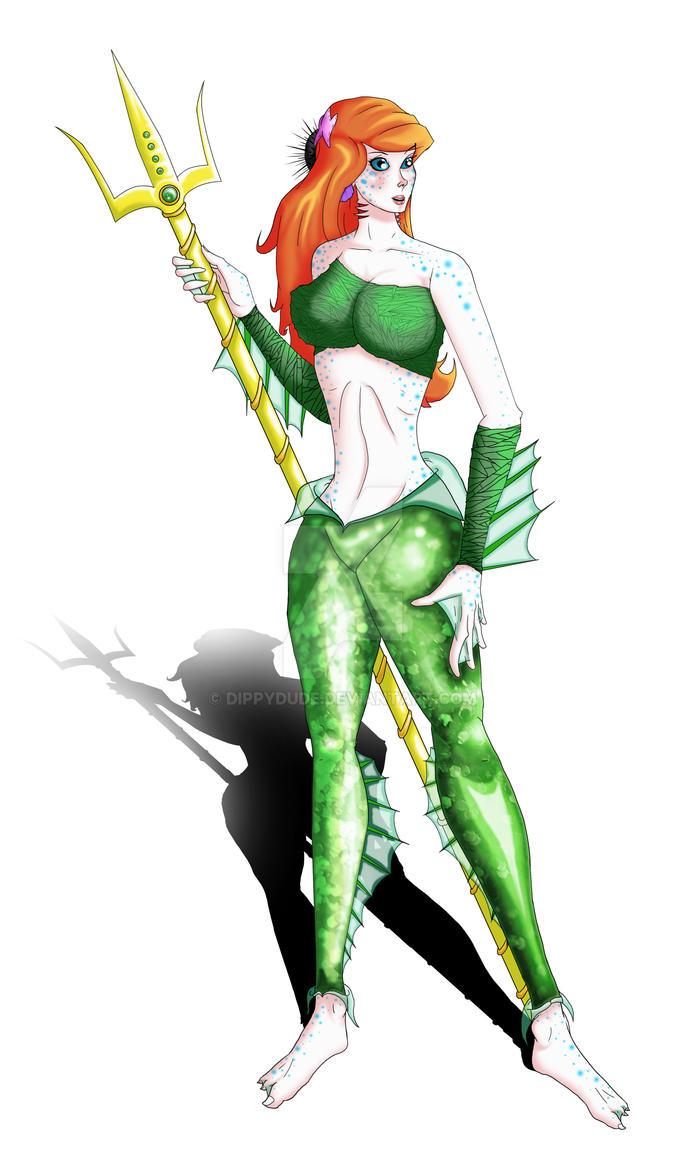 Ariel - Heroic Heroines series by dippydude