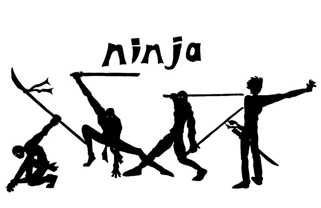 Ninja Style by dippydude