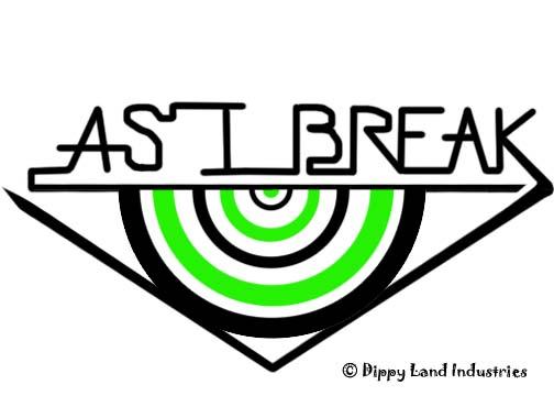 As I Break - Eye Design by dippydude