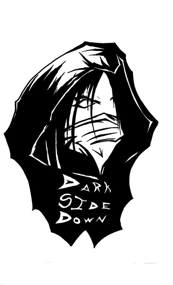 Dark Side Down by dippydude
