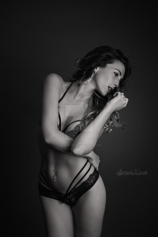 Sandra by Yannick-Faure