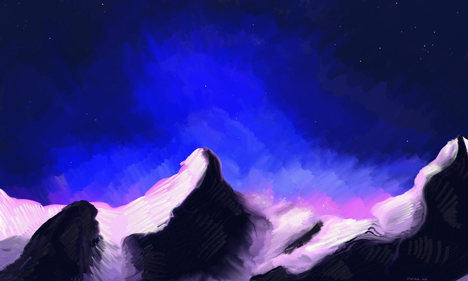 Montagnes by vietAnhoustra