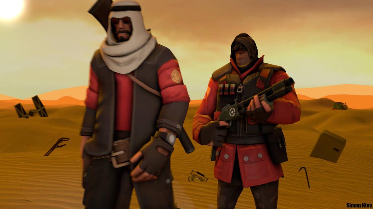 tf2 desert marauder