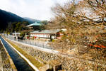 View from Togetsukyo Bridge