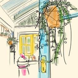 Indoor plein air