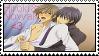 Hiroki and Nowaki stamp. by Kamishu