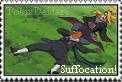 Suffocation.: TobixDeidara by Kamishu