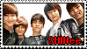 SHINee Stamp by Kamishu