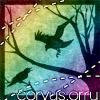 Corvvy Icon by purplesockprincess