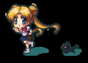 +Chibi Sailor Moon+