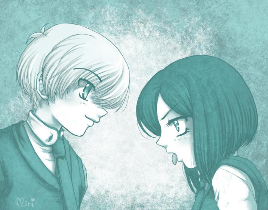 +I hate you ... I love you.+ by Miriamele