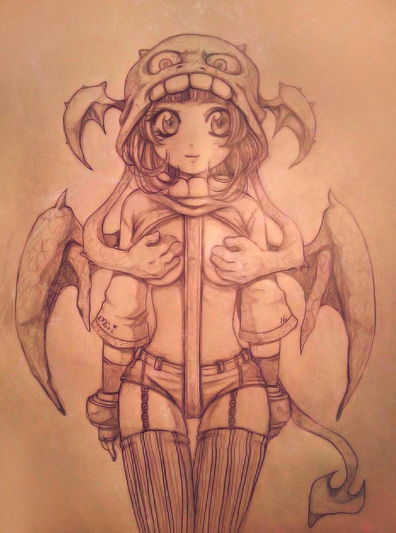 +Demon+ by Miriamele