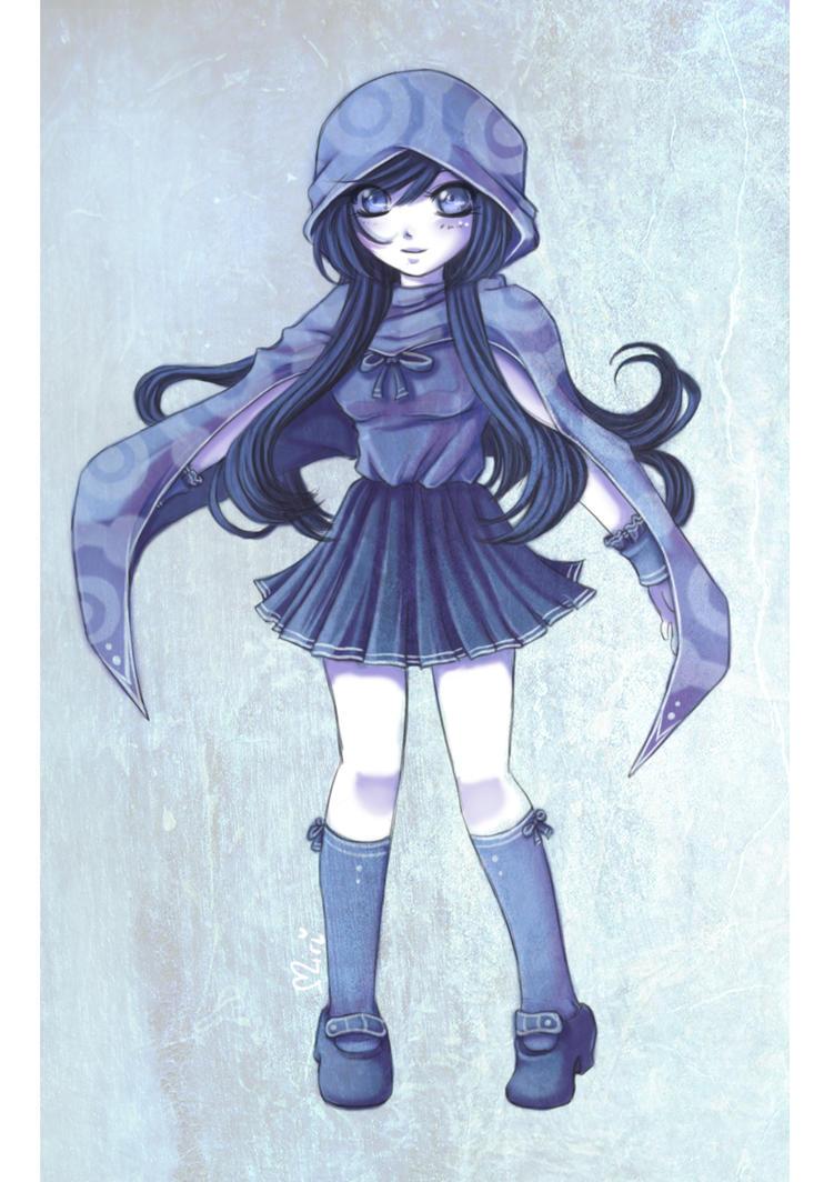 +Elacin blue+ Comish+ by Miriamele