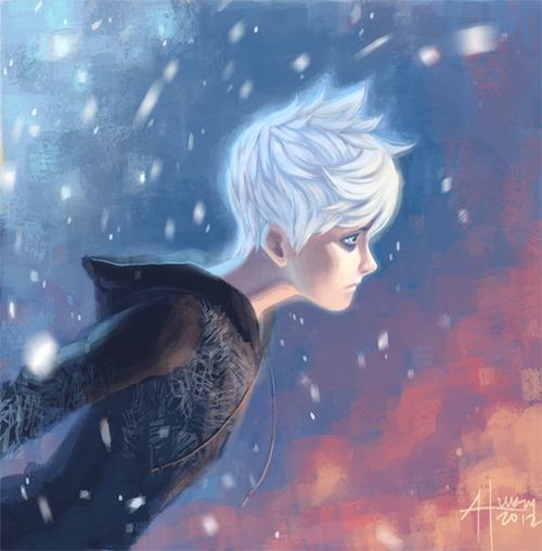 Jack Frost art by BerserkNoise