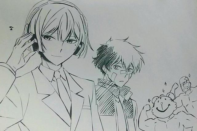 Sketch by BerserkNoise