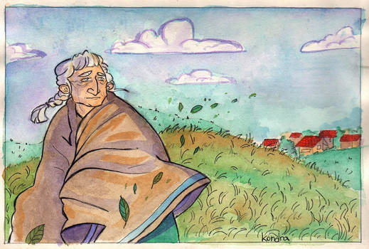 Howl's moving castle: Moorland