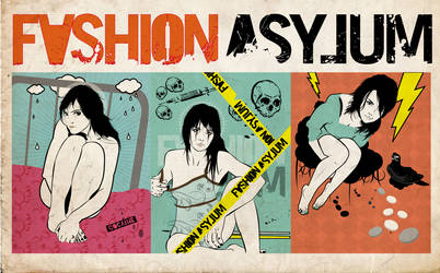 Fashion Asylum by mitelsantiago